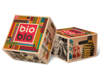 Bioblo building blocks
